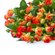 Bouquet of red roses — Stock Photo #11895685