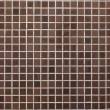 Stock Photo: Brown bathroom tile