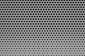 Metal grid or grille background — Stock Photo