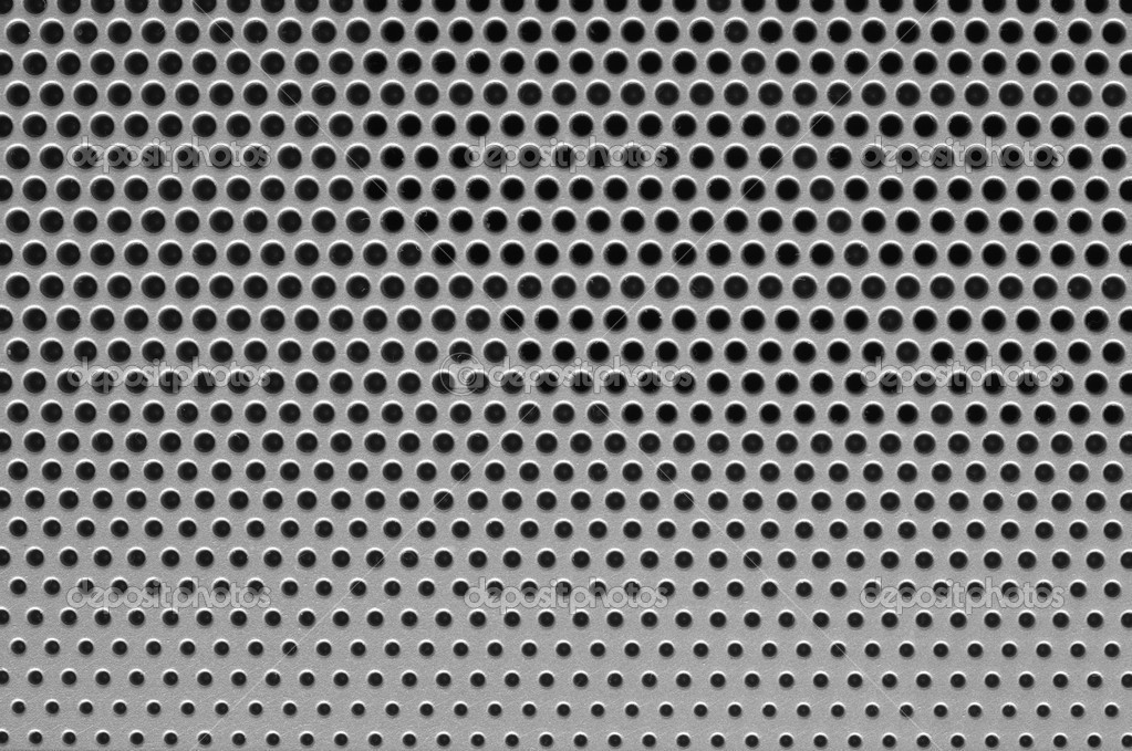 Metal grid or grille background — Stock Photo #11828041