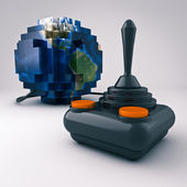 Joystick — Stock Photo