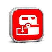 Indicatif de station d'évacuation sanitaire — Photo