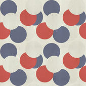 Teksturowane wzór w kolorach flagi amerykańskiej — Zdjęcie stockowe