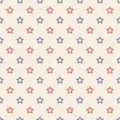 Textured pattern in the colors of American flag — Stock Photo