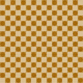 Brown textured paper with diamond pattern — Stock Photo