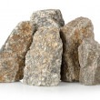 Heap of gravel — Stock Photo