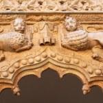 """Emboss """"lions"""" in Guadalajara — Stock Photo"""