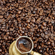 Foaming coffee — Stock Photo #11305258