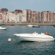 View of Santander (Spain) — Stock Photo