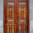 Wooden door — Foto Stock #11816759