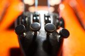 Violin Strings — Stockfoto