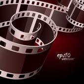 Vektör film makarası — Stok Vektör