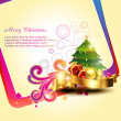 Vector christmas bakground — Stock Vector #10927784