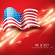 Independence day 4th of july — Stock Vector #11358437