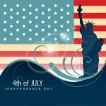 Постер, плакат: Statue of liberty