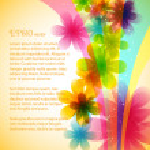 Vector flower — Stock Vector #11585036