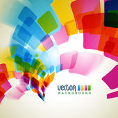 Vector colorful background — Stock Vector