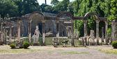 Roman villa - Tivoli — Stock Photo