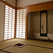 Japanese room — Stock Photo #11064550