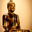 Gold Buddha - Lizenzfreies Foto