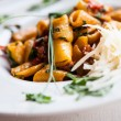 Italian Pasta - Paccheri — Stock Photo