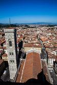 Vista panoramica di Firenze — Foto Stock