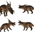 Einiosaurus Pack — Stock Photo #10962839