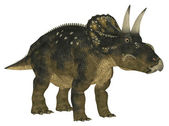 Nedoceratops — Stock Photo