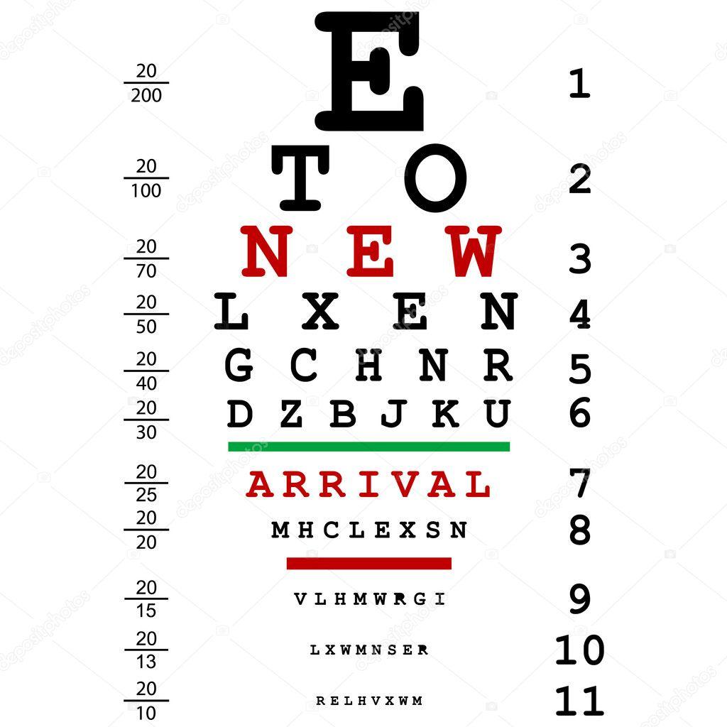Exame de vista sp