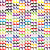Triangles colored background — Stock Photo