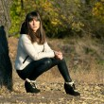 Beautiful brunette portrait — Stock Photo #11754633