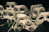Masquerade masks — Stock Photo