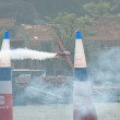 Nicolas Ivanoff (FRA) in Red Bull Air Race 2009, Porto, Portugal — Stock Photo #10835612