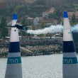 Michael Goulian (USA) in Red Bull Air Race 2009, Porto, Portugal — Stock Photo #10835697