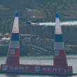 Michael Goulian (USA) in Red Bull Air Race 2009, Porto, Portugal — Stock Photo #10835714