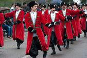 狂欢节 de 奥华葡萄牙 — 图库照片