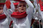 Carnaval de Ovar, Portugal — Stock Photo