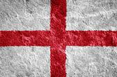 England grunge flag — Stock Photo