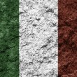 Italy grunge flag — Stock Photo