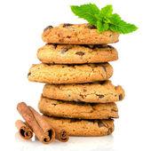 Biscotto di pepita di cioccolato — Foto Stock
