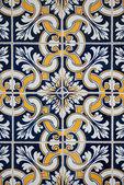 Traditional spanish ceramic tiles — Stock Photo