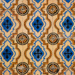 Stock Photo: Vintage azulejos