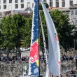 Red Bull Sailing Team compete in Extreme Sailing Series — Stock Photo #11537063