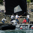 ZouLou compete in the Extreme Sailing Series — Stock fotografie
