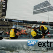 Stock Photo: SAP Extreme Sailing Team compete in Extreme Sailing Series