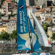 Stock Photo: OmAir compete in Extreme Sailing Series
