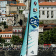 GAC Pindar compete in the Extreme Sailing Series — Stock Photo