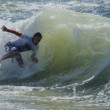 Постер, плакат: Hugo Santos in the Exile Skim Norte Open 2012