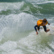 Participant in the Exile Skim Norte Open 2012 — Foto de Stock