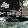 ZouLou compete in the Extreme Sailing Series — Stock Photo #11577524